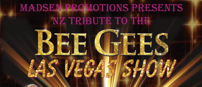 Madsen Promotions Tribute to The Bee Gees