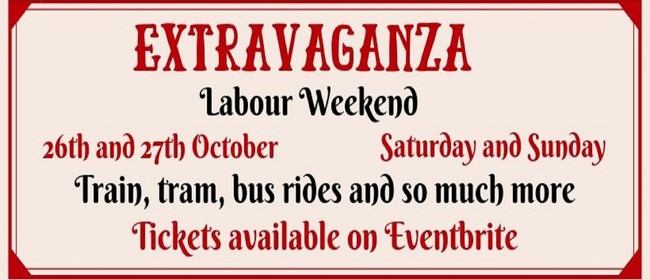 Extravaganza (Labour Weekend)