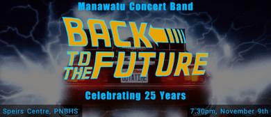 Manawatu Concert Band - Celebrating 25 Years!