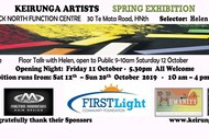 Keirunga Artists Spring Exhibition