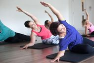 Taita Community Pilates Class