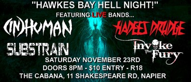 Hawkes Bay Hell Night!
