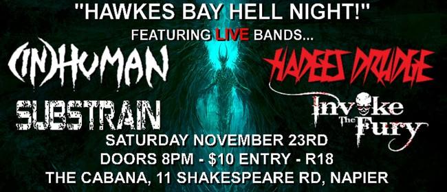 Hawkes Bay Hell Night!