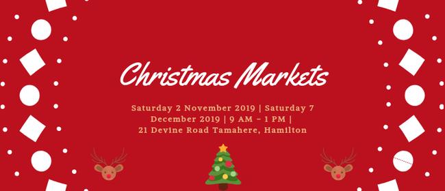 November Pre-Christmas Market