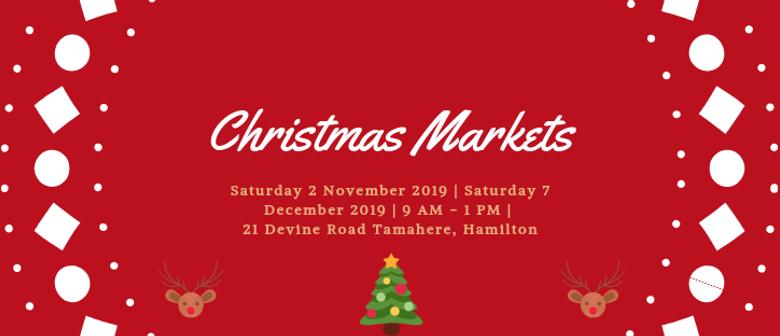 Annual Christmas Market