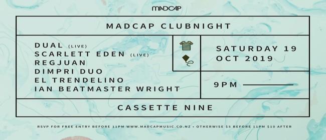 Madcap Clubnight: Dual, Scarlett Eden & More