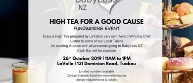 Babyloss NZ High Tea and Charity Auction