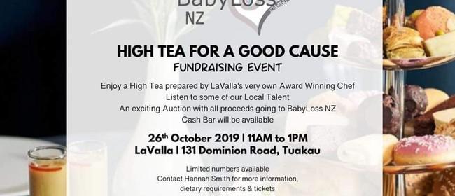 Babyloss NZ High Tea and Charity Auction
