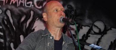 James Bar Bowen - Radical Acoustic Folk Punk Performer