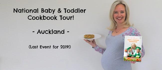Dr Julie National Cookbook Tour - Auckland