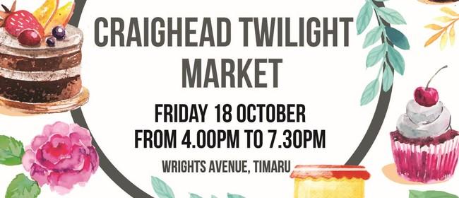 Craighead Twilight Market