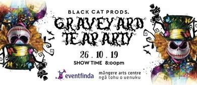 Graveyard Teaparty - A BCP Halloween Extravaganza