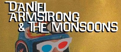 Daniel Armstrong & The Monsoons: Single Release Launch