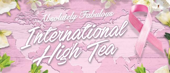 Absolutely Fabulous International High Tea