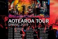 Image for event: Shooglenifty Edinburgh Scotland Aotearoa Tour Spring 2019