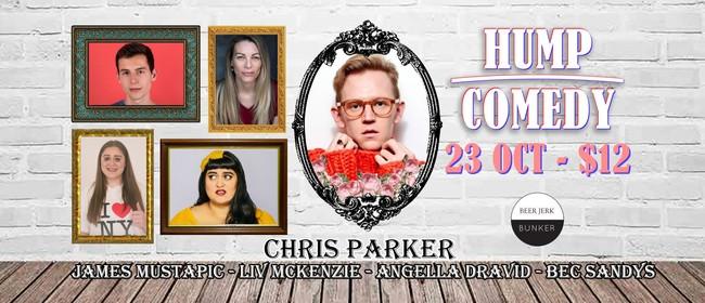 HUMP Comedy: Chris Parker & More