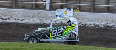 NZ Dirt Track Racing Magazine Ministocks in Paradise