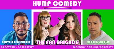 HUMP Comedy: The Fan Brigade and More