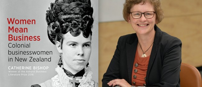 Colonial Businesswomen in New Plymouth and Beyond