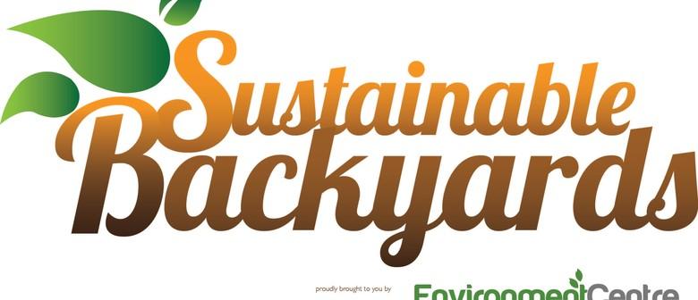 Sustainable Backyards- E -Waste Workshop