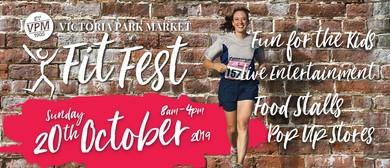Victoria Park Market Fit Fest 2019