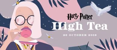 Harry Potter High Tea