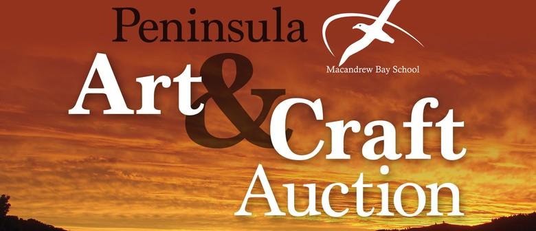 Macandrew Bay Art & Craft Auction