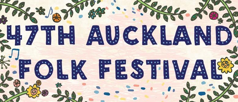 Auckland Folk Festival 2020