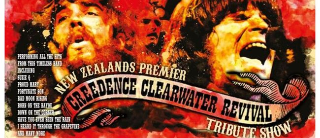 Credence Clearwater Rivival