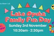 Lake Opuha Family Fun Day