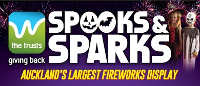 Spooks and Sparks Fireworks Extravaganza