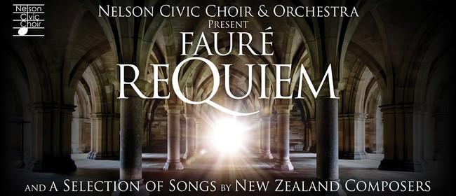 Nelson Civic Choir and Orchestra: Fauré Requiem