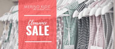 Merino Kids Warehouse Clearance Sale
