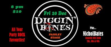 Diggin' Bones - Rock Into Christmas