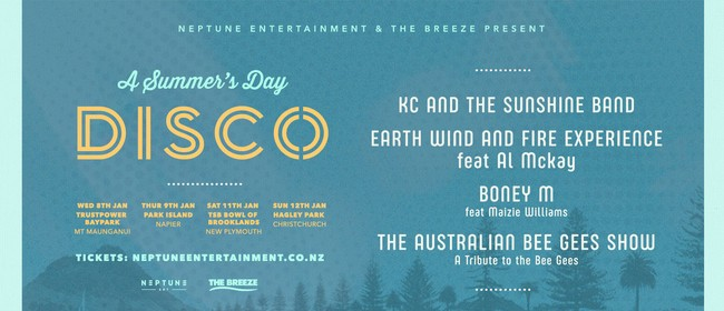 A Summer's Day Disco: CANCELLED