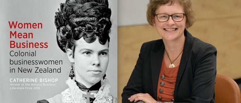 Writer's Talk: Catherine Bishop