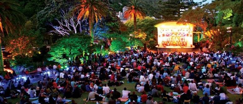 ASB Gardens Magic Concert Series