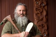 Image for event: Customary Māori Tool and Weapon Demonstration