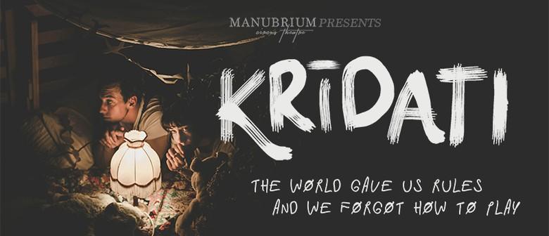 Kridati - A Multi-disciplinary Circus Theatre Performance
