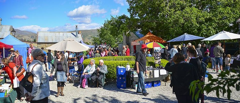 Cromwell Farmers' and Craft Market: CANCELLED