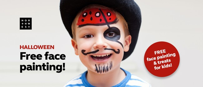 Face Painting This Halloween