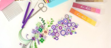 Paper Quilling Workshop
