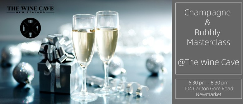 Champagne and Bubbly Masterclass @ The Wine Cave