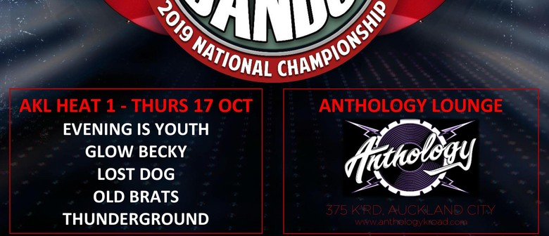 Battle of the Bands 2019 National Championship - AKL Heat 1