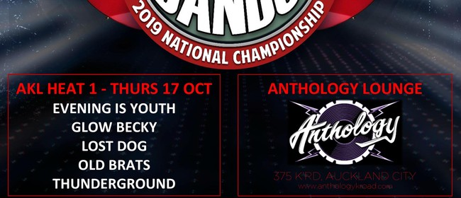 Battle of the Bands 2019 National Championship - AKL Heat 1