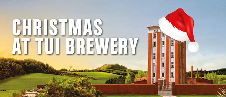 Christmas Is Coming to Tui Brewery
