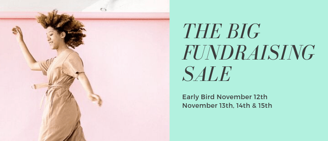 The Big Fundraising Sale