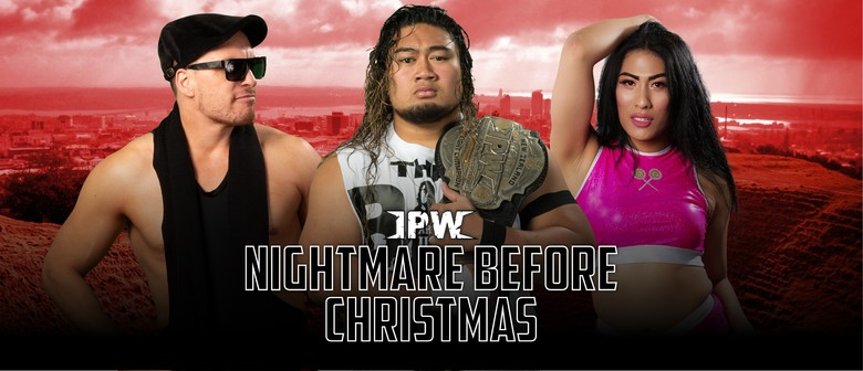 Impact Pro Wrestling: Nightmare Before Christmas 2019
