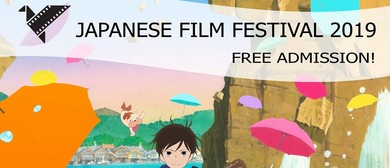 Japanese Film Festival 2019 - New Plymouth