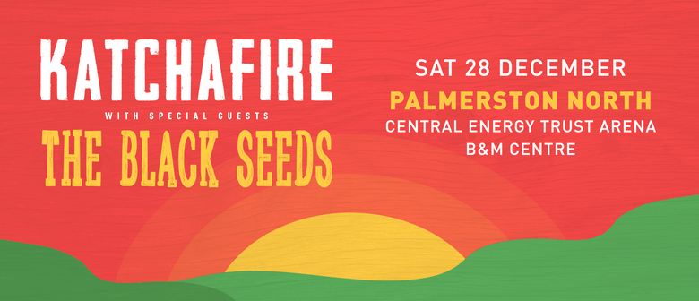 Katchafire and The Black Seeds